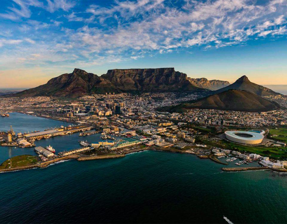 Grupos 2020 África-do-Sul
