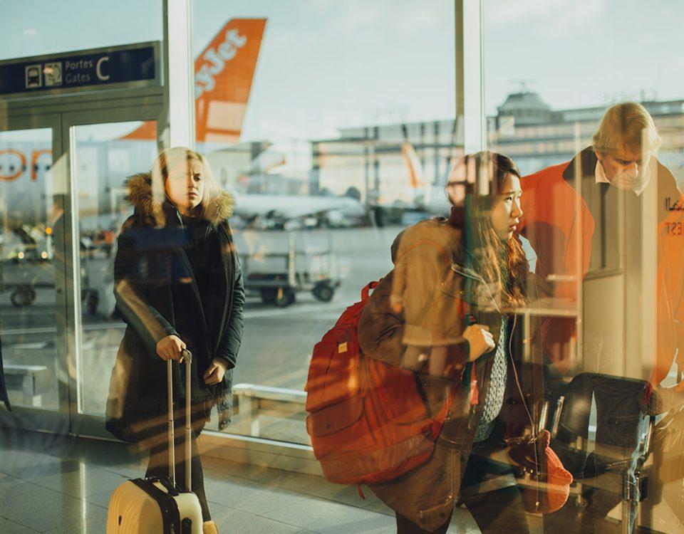 viajar sem falar inglês
