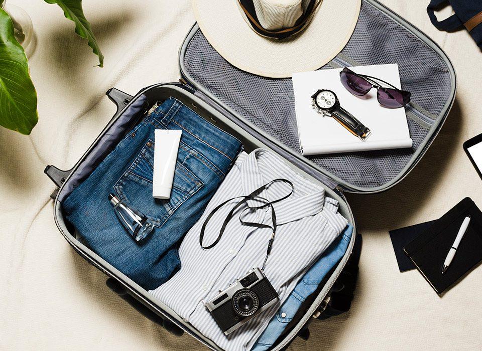 o que não levar no mala